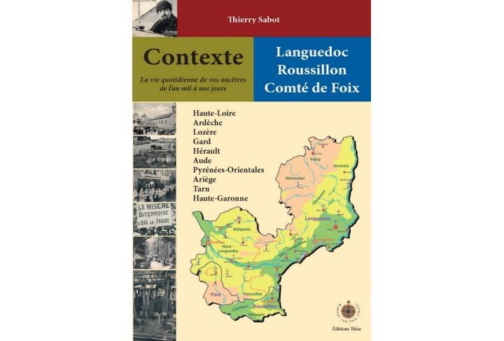 Contexte Languedoc, Roussillon, comté de Foix (ouvrage déclassé)